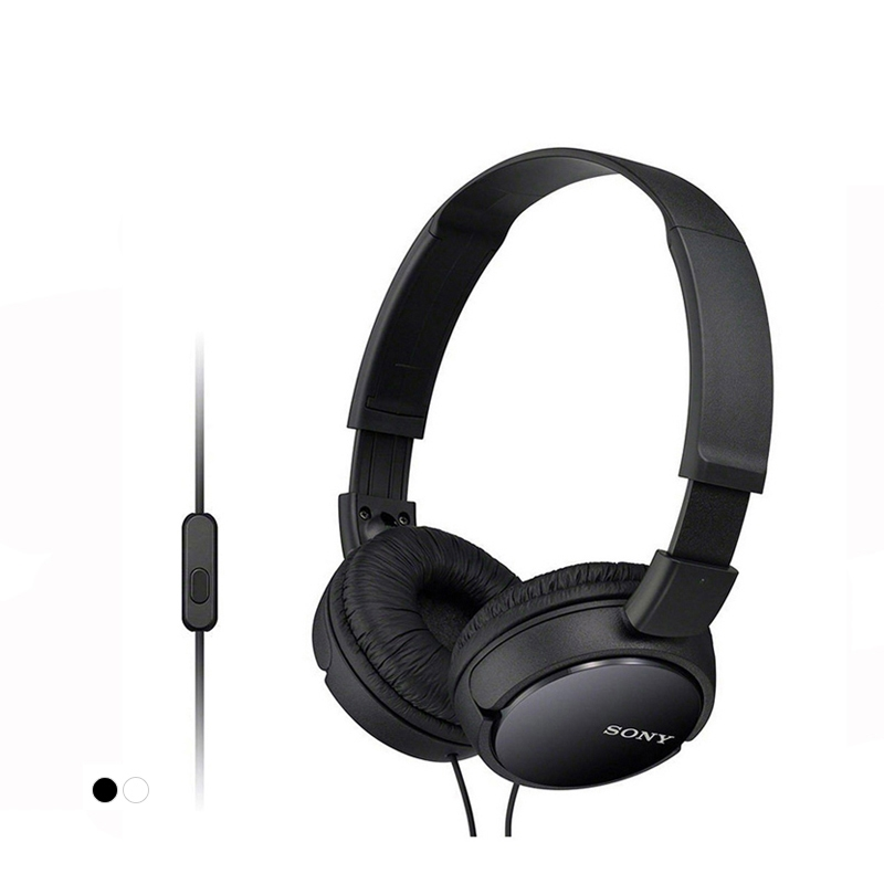 Sony 索尼 MDR-ZX110AP 头戴式耳机