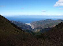 静冈县伊豆半岛远景