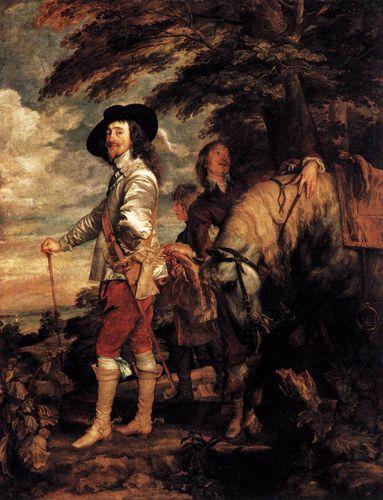 狩猎的查尔斯一世