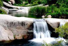 神灵寨姊妹瀑