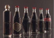 可乐瓶变迁
