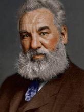 电话之父亚历山大·贝尔
